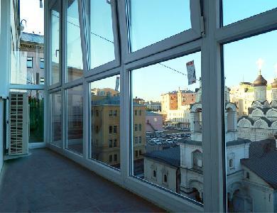 Французское остекление балконов и лоджий в Санкт-Петербурге - цены от ГАРАНТ ПИТЕР
