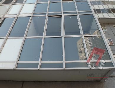 Витражное остекление балконов и лоджий в Санкт-Петербурге - цены от ГАРАНТ ПИТЕР