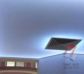 Натяжные потолки с подсветкой в Санкт-Петербурге, цена, фото, монтаж под ключ