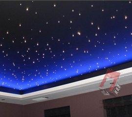 Натяжные потолки звездное небо в Санкт-Петербурге, цена, фото, монтаж под ключ